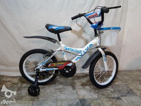 دوچرخه 16 نو برای کادو در گروه خرید و فروش ورزش فرهنگ فراغت در خراسان رضوی در شیپور-عکس1
