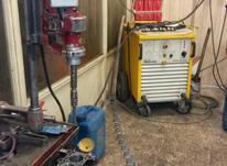 دستگاه جوش رکتیفایر گام الکتریک درجه 1 در شیپور-عکس کوچک