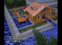 زمین شهرکی مسکونی/۱۶۰ متر همراه با جزایر اختصاصی در شیپور-عکس کوچک