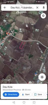 زمین زراعی موقعیت عالی در گروه خرید و فروش املاک در مازندران در شیپور-عکس1