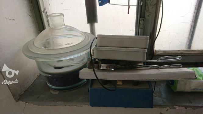 مقداری لوازم آزمایشگاه در گروه خرید و فروش صنعتی، اداری و تجاری در تهران در شیپور-عکس1
