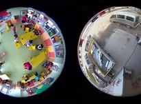 دوربین مدار بسته مدل لامپی پانانوراما در شیپور-عکس کوچک