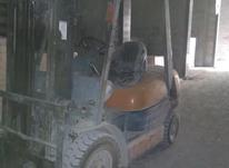 راننده لیفتراک در شیپور-عکس کوچک