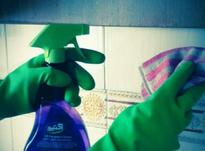 اعزام نظافتچی خانم اقا با شوینده کل تهران در اسرع وقت  در شیپور-عکس کوچک