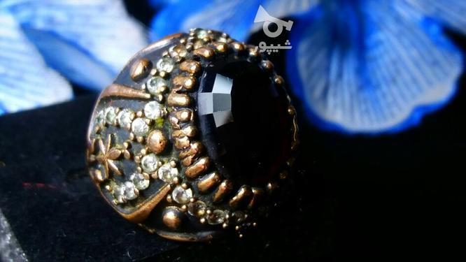 انگشتر جواهری در گروه خرید و فروش لوازم شخصی در آذربایجان شرقی در شیپور-عکس1