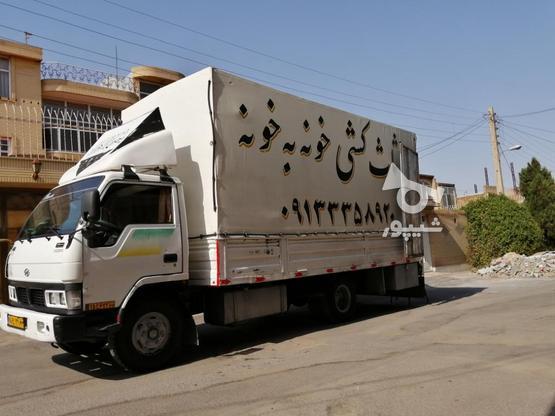 اثاث کشی خونه به خونه لنجان در گروه خرید و فروش خدمات و کسب و کار در اصفهان در شیپور-عکس1