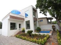 ویلا دوبلکس   نما مدرن  استخردار   در شیپور-عکس کوچک