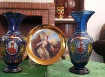 ظروف کلکسیونی وآنتیک قدیمی در شیپور-عکس کوچک