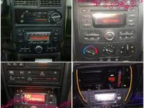 ضبط پخش بلوتوث دار رنو مناسب اکثر خودروها در شیپور