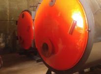 دیگ بخار 2تن درساعت باسوخت گاز در شیپور-عکس کوچک
