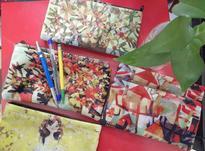 تولید و فروش انواع جامدادی و کیف های آرایشی مخمل  در شیپور-عکس کوچک