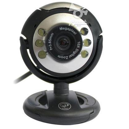 دوربین وبکم xp product - مدل xp-955m در گروه خرید و فروش لوازم الکترونیکی در تهران در شیپور-عکس1