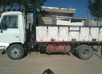 حمل بار با کامیونت در شیپور-عکس کوچک