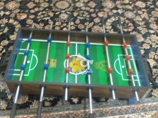 فوتبال دستی در گروه خرید و فروش ورزش فرهنگ فراغت در کرمانشاه در شیپور-عکس1