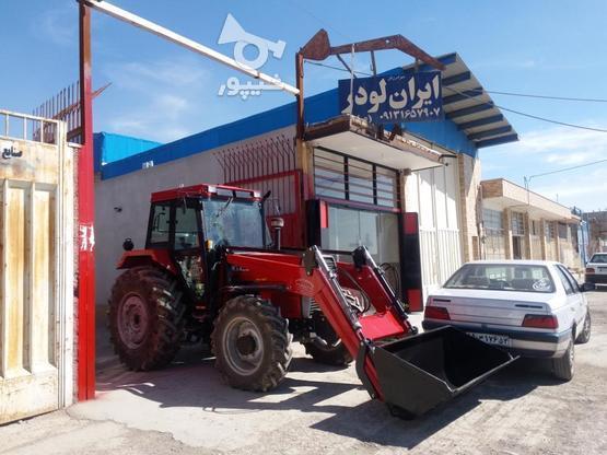 بیل جلو تراکتور  در گروه خرید و فروش وسایل نقلیه در اصفهان در شیپور-عکس1