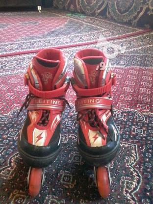 فروش   اسکیت کفشی  در گروه خرید و فروش ورزش فرهنگ فراغت در کرمانشاه در شیپور-عکس1