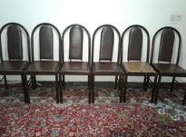 شش عدد صندلی نهارخوری  در شیپور-عکس کوچک
