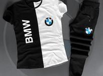 ست تی شرت و شلوار BMW آستین کوتاه در شیپور-عکس کوچک