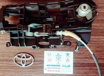 قفل درب تویوتا هایلوکس و پرادو...لوازم یدکی در شیپور-عکس کوچک