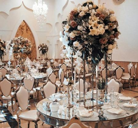 تشریفات عقد و عروسی، تولد، باغ تالار و سالن در گروه خرید و فروش خدمات و کسب و کار در تهران در شیپور-عکس3