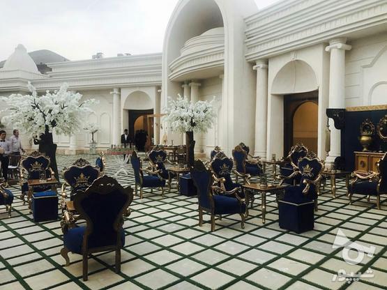 تشریفات عقد و عروسی، تولد، باغ تالار و سالن در گروه خرید و فروش خدمات و کسب و کار در تهران در شیپور-عکس1
