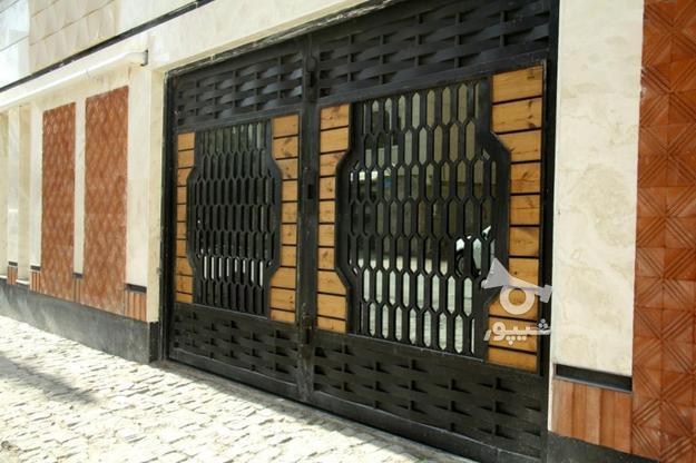 درب فلزی طرحدار  در گروه خرید و فروش خدمات و کسب و کار در مرکزی در شیپور-عکس1