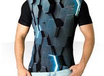 تی شرت سه بعدی Hex در شیپور-عکس کوچک