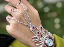 ساعت دستبندی و انگشتری GEM در شیپور-عکس کوچک