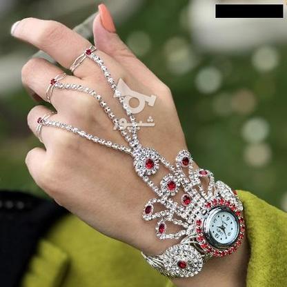 ساعت دستبندی و انگشتری GEM در گروه خرید و فروش لوازم شخصی در تهران در شیپور-عکس1