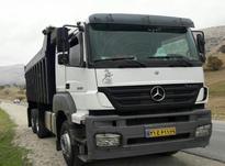 اجاره کامیون کمپرسی به معادن و پروژه های عمرانی  در شیپور-عکس کوچک