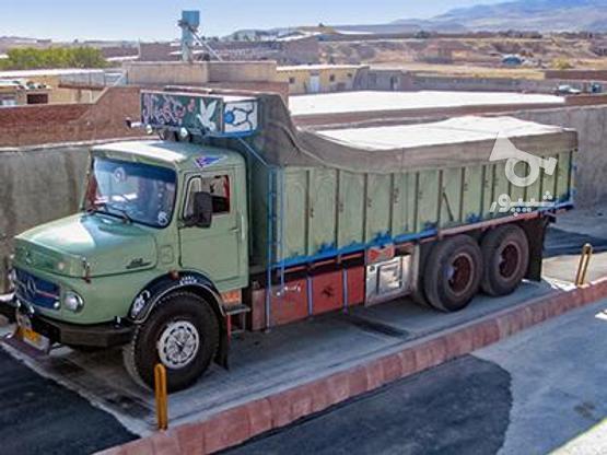 باسکول جاده ای پند 80 تن، 60 تن و 50 تن کامیون کش و تریلی کش در گروه خرید و فروش صنعتی، اداری و تجاری در تهران در شیپور-عکس1