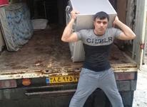 حمل بار سراسرمازندران بامدیریت جناب آقای هاشمی در شیپور-عکس کوچک