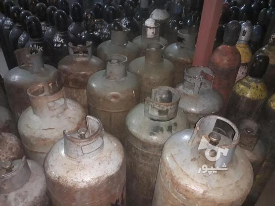 کپسول گاز مایع ۵۰کیلویی پرسی درحد نو  در گروه خرید و فروش لوازم خانگی در قزوین در شیپور-عکس1