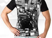 تی شرت سه بعدی Blocks در شیپور-عکس کوچک