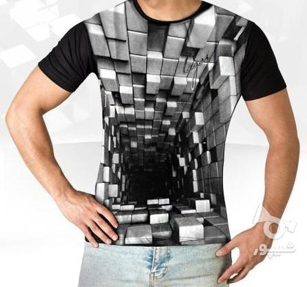 تی شرت سه بعدی Blocks در گروه خرید و فروش لوازم شخصی در تهران در شیپور-عکس1