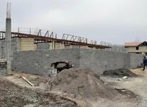 زمین جهت ساخت ویلا(اطراف ساخت و ساز شده)خانه دریا در شیپور-عکس کوچک