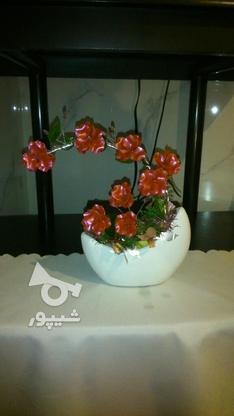 گل کریستال در گروه خرید و فروش لوازم خانگی در قزوین در شیپور-عکس1