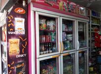 یخچال ویترینی 6 درب فروشگاهی پشت بسته در شیپور-عکس کوچک