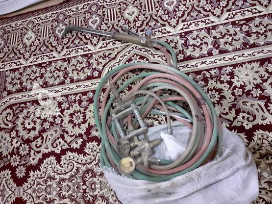 یک عدد سر پیک همراه با 18 متر شیلنگ و مالیمتر بفرو در گروه خرید و فروش لوازم خانگی در قزوین در شیپور-عکس1
