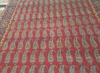 فرش دستباف قدیمی آنتیک بسیار سالم در شیپور-عکس کوچک
