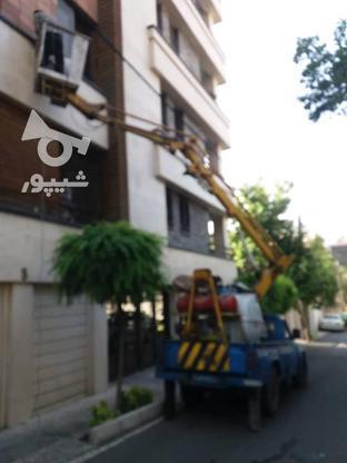 اجاره نیسان بالابر در گروه خرید و فروش خدمات و کسب و کار در تهران در شیپور-عکس1