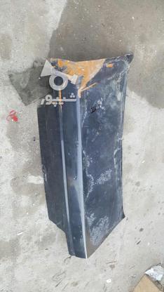 درب صندوق 405 مشکی در گروه خرید و فروش وسایل نقلیه در تهران در شیپور-عکس1