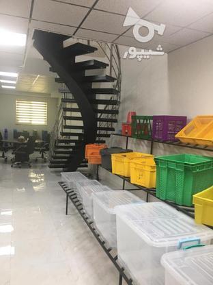 جانونی بزرگ چرخ دار-ظروف درب دار پلاستیکی-صندوق چرخدار در گروه خرید و فروش خدمات و کسب و کار در تهران در شیپور-عکس1