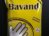 دستکش یکبار مصرف فریزری نایلونی  در شیپور-عکس کوچک