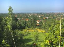 فروش زمین یک هکتاری با ویو دریا در قلعه گردن در شیپور-عکس کوچک
