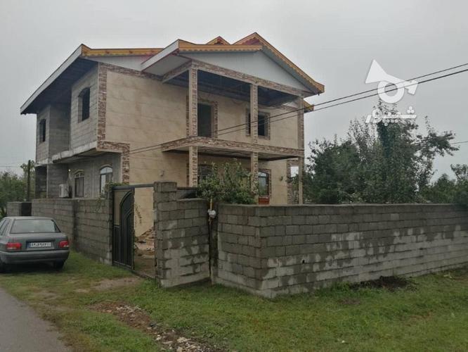 ویلا دو طبقه با زمین سند دار در رضوانشهر در گروه خرید و فروش املاک در گیلان در شیپور-عکس3