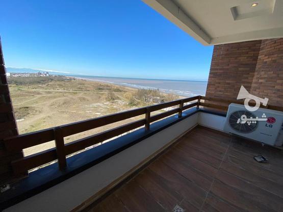100 متر آپارتمان ساحلی در سرخرود بلوار دریا  در گروه خرید و فروش املاک در مازندران در شیپور-عکس1