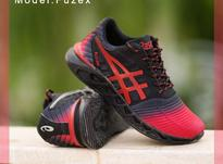 کفش مردانه آسیکس مدل فیوزکس (مشکی،قرمز) در شیپور-عکس کوچک