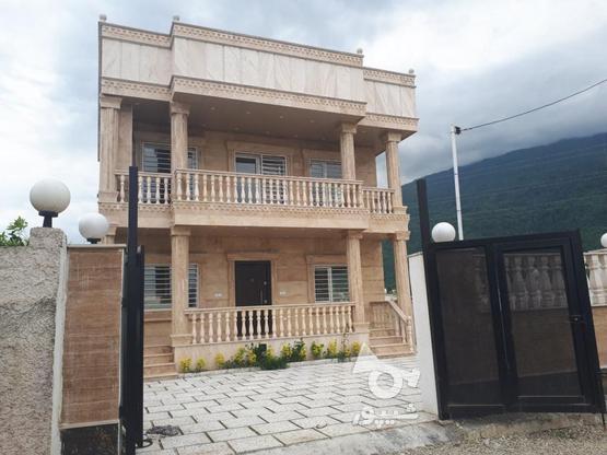 فروش ویلا ۲۰۰م ۳خواب مستر ویو جنگلی در سیسنگان  در گروه خرید و فروش املاک در مازندران در شیپور-عکس1