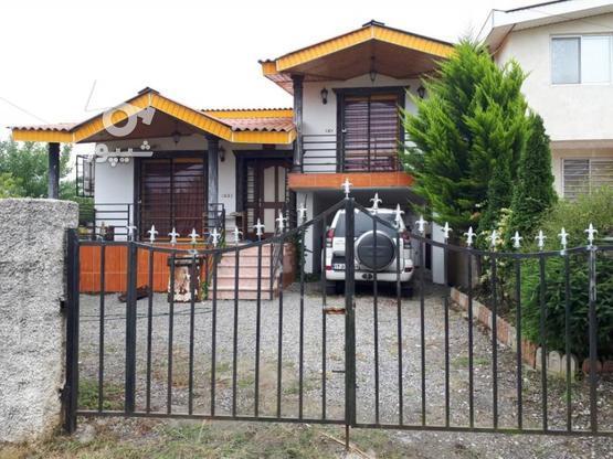 فروش ویلا ۲۰۰م حیاط سازی شده در سیسنگان  در گروه خرید و فروش املاک در مازندران در شیپور-عکس1